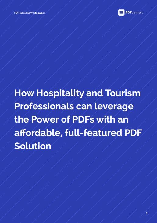 White Paper Thumbnail for Hospitality